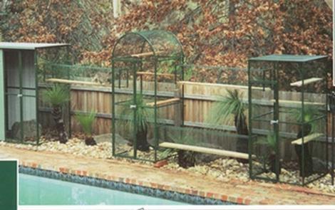Description Outdoor Cat Cages